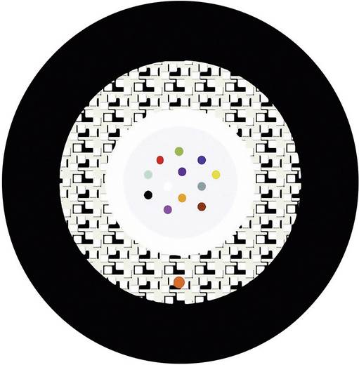Glasfaserkabel Hitronic HQN 62,5/125µ Multimode OM1 Schwarz LappKabel 27600108 4000 m