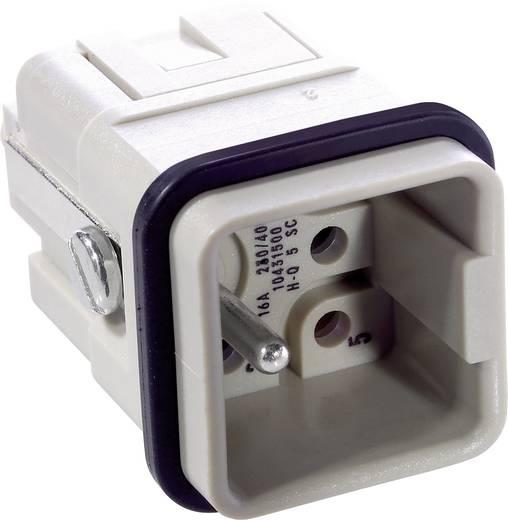 Stifteinsatz EPIC® H-Q 5 10431500 LappKabel Gesamtpolzahl 5 + PE 10 St.