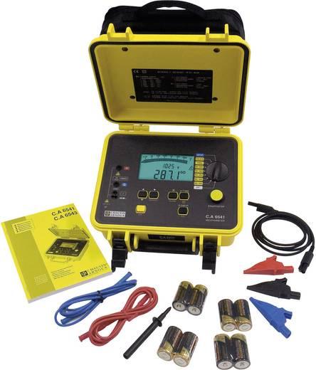 Chauvin Arnoux C.A 6541 Isolationsmessgerät 50 V, 1000 V 4 TΩ Kalibriert nach Werksstandard (ohne Zertifikat)