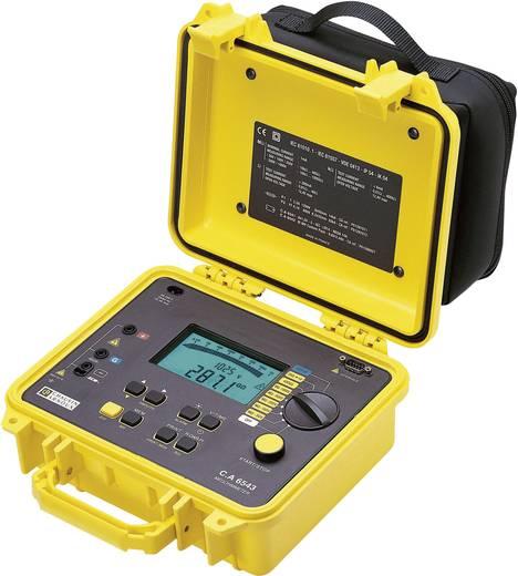 Chauvin Arnoux C.A 6543 Isolationsmessgerät 50 V, 1000 V 4 TΩ Kalibriert nach Werksstandard (ohne Zertifikat)