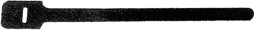 Klettkabelbinder zum Bündeln Haft- und Flauschteil (L x B) 330 mm x 12.7 mm Schwarz LappKabel FO 350-40-0 10 St.