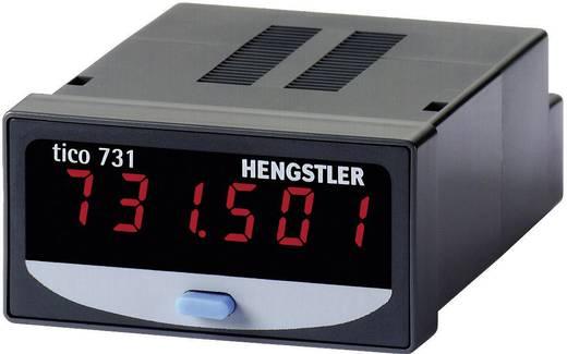 Hengstler CR0731501 Impulszähler tico 731 Typ 5, 12 - 24 VDC, 0 - 999999