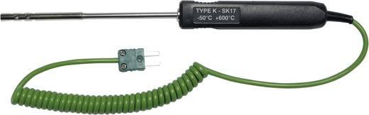 Chauvin Arnoux SK17 Luftfühler -50 bis 600 °C Fühler-Typ K Kalibriert nach Werksstandard (ohne Zertifikat)
