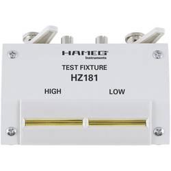 Testovací adaptér so skratovacím panelom Hameg HZ181, 4-drôtový