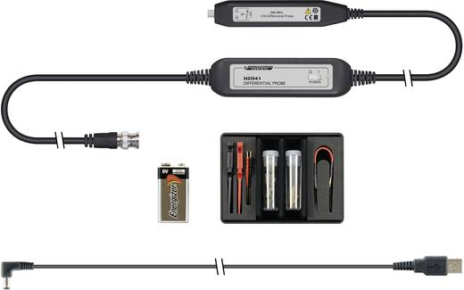 Differential-Tastkopf-Set Kalibriert nach DAkkS 800 MHz 10:1 40 V Rohde & Schwarz HZO41