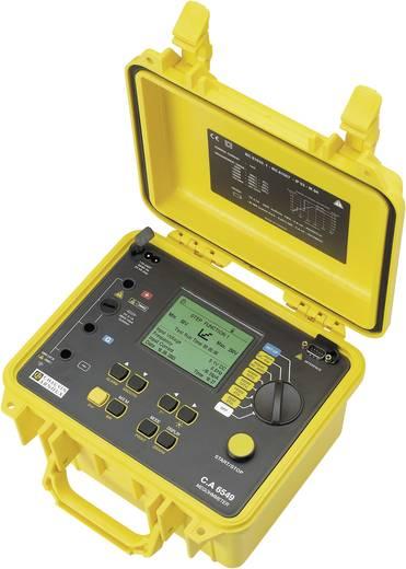 Chauvin Arnoux C.A 6549 Isolationsmessgerät 40 V, 5100 V 10 TΩ Kalibriert nach Werksstandard (ohne Zertifikat)