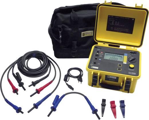 Chauvin Arnoux C.A 6505 Isolationsmessgerät 40 V, 5100 V 10 TΩ Kalibriert nach Werksstandard (ohne Zertifikat)