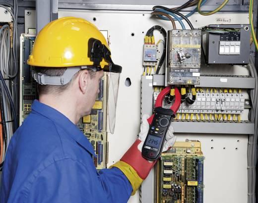 Chauvin Arnoux F403 Stromzange, Hand-Multimeter digital Kalibriert nach: ISO CAT IV 1000 V Anzeige (Counts): 10000