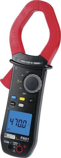 Stromzange, Hand-Multimeter digital Chauvin Arnoux F601 Kalibriert nach: Werksstandard (ohne Zertifikat) CAT IV 1000 V