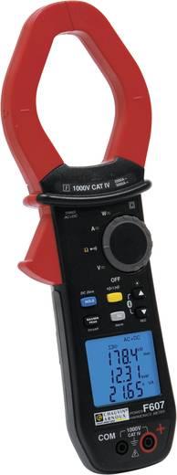Stromzange digital Chauvin Arnoux F607 Kalibriert nach: Werksstandard (ohne Zertifikat) CAT IV 1000 V Anzeige (Counts):
