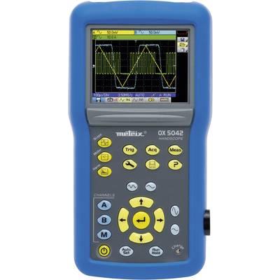 Metrix OX5042-C Hand-Oszilloskop (Scope-Meter) 40 MHz 2-Kanal 50 MSa/s 2.5 kpts 9 Bit Digi Preisvergleich