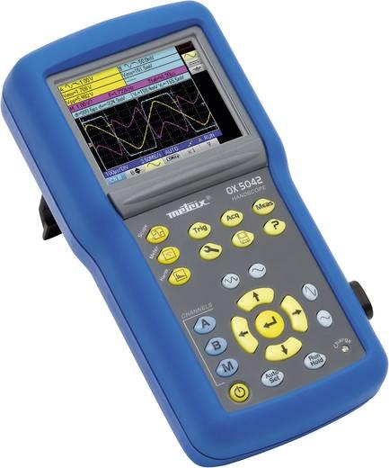 Hand-Oszilloskop (Scope-Meter) Metrix OX5042-C 40 MHz 2-Kanal 50 MSa/s 2.5 kpts 9 Bit Digital-Speicher (DSO), Handgerät