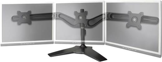 "Digitus DA-90315 3fach Monitor-Standfuß 38,1 cm (15"") - 61,0 cm (24"") Neigbar+Schwenkbar"