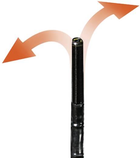 Endoskop-Sonde VOLTCRAFT Sonden-Ø 5.5 mm 0.8 m Wasserdicht, LED-Beleuchtung, Schwenkfunktion