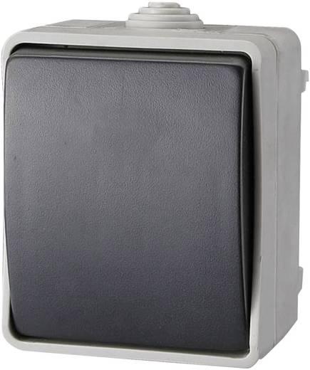 GAO Wechselschalter, Ausschalter Standard Grau EF600SA