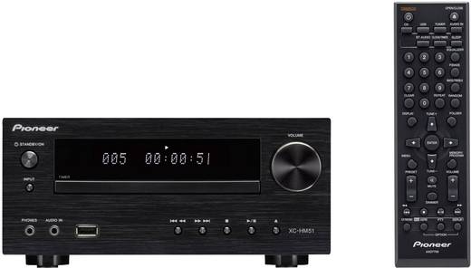 pioneer xc hm51 stereoanlage cd player bluetooth usb. Black Bedroom Furniture Sets. Home Design Ideas
