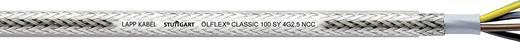 Steuerleitung ÖLFLEX® CLASSIC 100 SY 4 G 1.50 mm² Transparent LappKabel 00160663 500 m