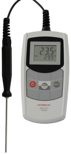 Einstichthermometer Greisinger GMH 2710 Messbereich Temperatur -200 bis 200 °C Fühler-Typ Pt1000
