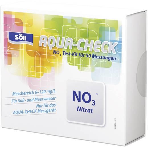 Reagenz Söll Nitrat-Test 50 Tests für Photometer AQUA-CHECK