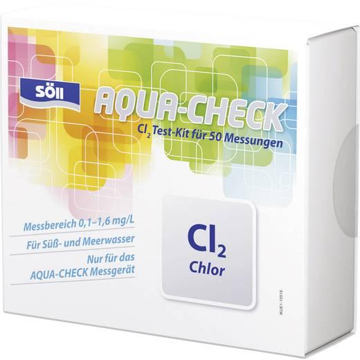 Söll Chlor-Test 50 Tests für Photometer AQUA-CHECK