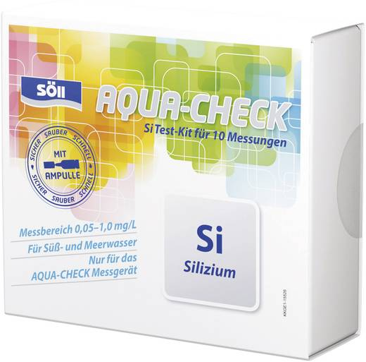 Söll Reagenz Silizium 1 St.