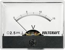 Image of Analoges Einbaumessgerät VOLTCRAFT AM-60X46/15V/DC 15 V