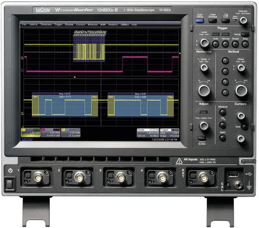 Digital-Oszilloskop LeCroy MSO64MXs-B 600 MHz 22-Kanal 5 GSa/s 16 Mpts 8 Bit Digital-Speicher (DSO), Mixed-Signal (MSO)