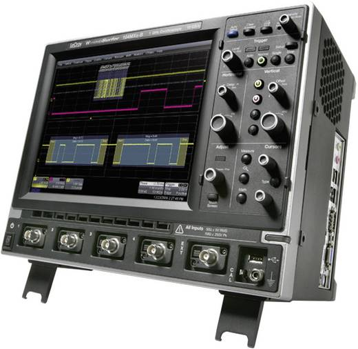 Digital-Oszilloskop LeCroy WS104MXs-B 1 GHz 4-Kanal 5 GSa/s 16 Mpts 8 Bit Kalibriert nach DAkkS Digital-Speicher (DSO)