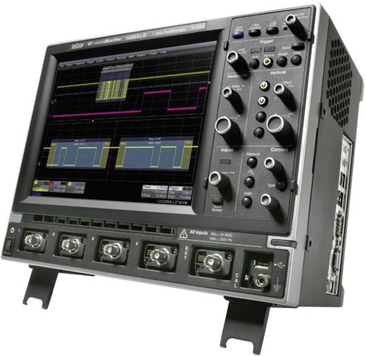 Teledyne LeCroy WS104MXs-B Digital-Oszilloskop 1 GHz 4-Kanal 5 GSa/s 16 Mpts 8 Bit Digital-Speicher (DSO)