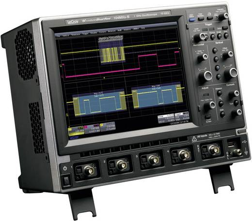 Digital-Oszilloskop LeCroy WS104MXs-B 1 GHz 4-Kanal 5 GSa/s 16 Mpts 8 Bit Digital-Speicher (DSO)