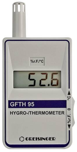 Greisinger GFTH 95 Luftfeuchtemessgerät (Hygrometer) 10 % rF 95 % rF Kalibriert nach: Werksstandard (ohne Zertifikat)