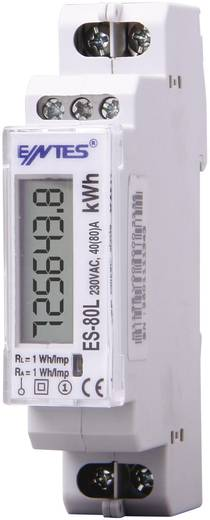Wechselstromzähler digital 80 A MID-konform: Nein ENTES ES-80L