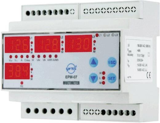 EPM-07-DIN Netzanalysator für Hutschiene