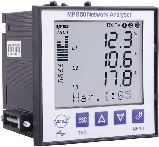 MPR-50 Netzanalysator Einbauinstrument