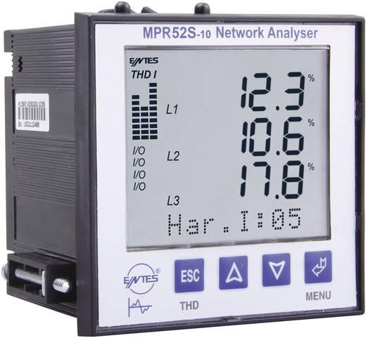 MPR-50S-10 Netzanalysator Einbauinstrument