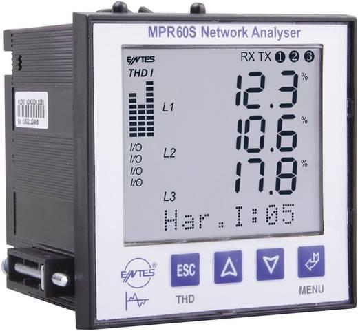 MPR-60S Netzanalysator Einbauinstrument