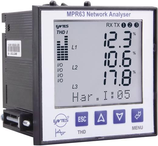 MPR-63-42 Netzanalysator Einbauinstrument