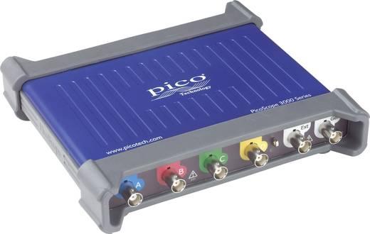 USB-Oszilloskop pico PP849 100 MHz 4-Kanal 250 MSa/s 32 Mpts 8 Bit Digital-Speicher (DSO), Funktionsgenerator, Spectrum