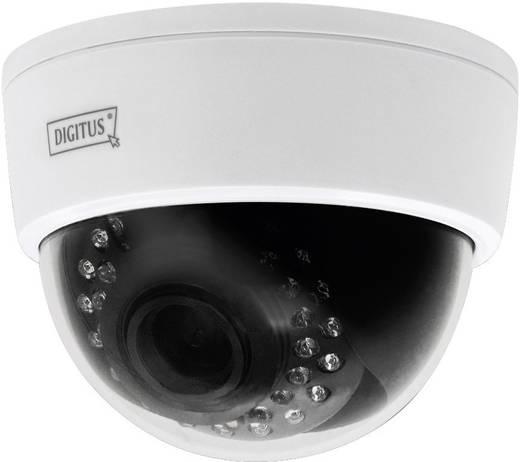WLAN IP Kamera 1600 x 1200 Pixel 3,6 mm Digitus Plug&View OptiDome DN-16038