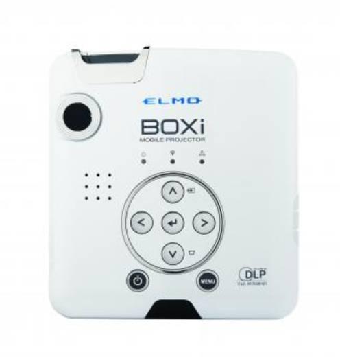DLP Beamer ELMO MP350 Helligkeit: 300 lm 1280 x 800 WXGA 4000 : 1 Weiß