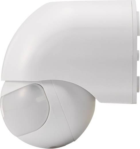 Aufputz PIR-Bewegungsmelder Renkforce 180 ° Relais Weiß IP44