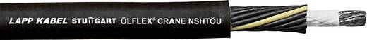 Steuerleitung ÖLFLEX® CRANE NSHTÖU 4 G 2.50 mm² Schwarz LappKabel 00430303 500 m