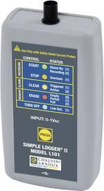 Enregistreur de données de tension Chauvin Arnoux P01157020 Unité de mesure tension 0 à 1 V/AC Etalonné selon d'