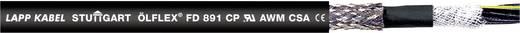 Schleppkettenleitung ÖLFLEX® FD 891 CY 4 G 6 mm² Schwarz LappKabel 1027604 500 m