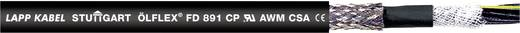 Schleppkettenleitung ÖLFLEX® FD 891 CY 7 G 0.75 mm² Schwarz LappKabel 1027107 1000 m
