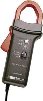 Adaptateur pince ampèremétrique Chauvin Arnoux PAC12 PAC12 0,2 mA - 60 A (10 mV/A); 0,5 mA - 600 A (1 mV/A) 39 mm