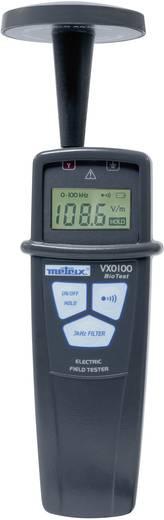 Metrix VX0100 Niederfrequenz (NF)-Elektrosmogmessgerät Kalibriert nach Werksstandard (ohne Zertifikat)