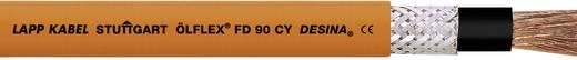Schleppkettenleitung ÖLFLEX® FD 90 CY 1 x 10 mm² Orange LappKabel 0026651 50 m