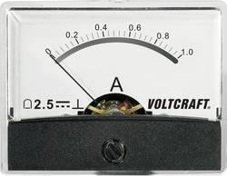 Image of Analoges Einbaumessgerät VOLTCRAFT AM-60X46/1A/DC 1 A