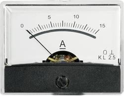 Image of Analoges Einbaumessgerät VOLTCRAFT AM-60X46/15A/DC 15 A